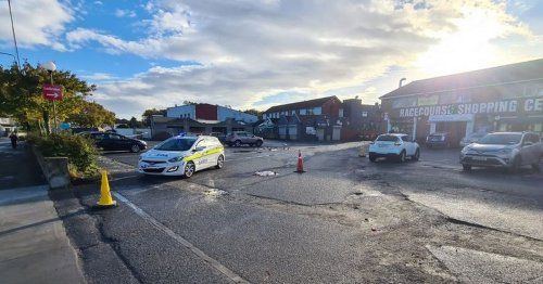Two men hospitalised after being attacked by armed gang outside Dublin pub