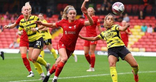 Leanne Kiernan on being Liverpool's no 9, shin splints agony & Ireland v Sweden