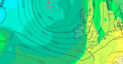 Met Eireann forecast 'noticeable change' as temperatures set to plummet