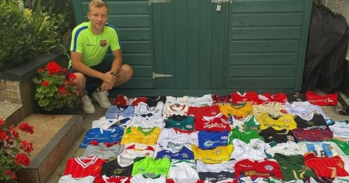 Lennon hopes to add a special jersey to collection as Saints chase FAI Cup glory