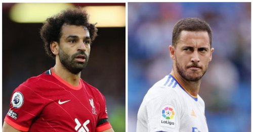 Salah and Hazard could swap clubs as 'Real Madrid plot Liverpool offer'