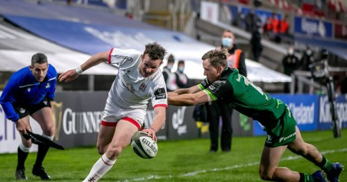 Billy Burns says Ulster are 'tracking along nicely' ahead of Connacht showdown