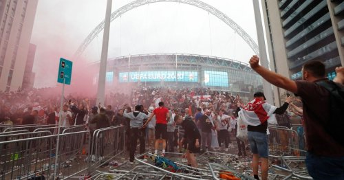 England could face supporter ban as decision over Euro 2020 disorder expected