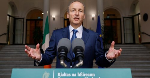 Micheal Martin confirms no return for lockdown but has some bad reopening news