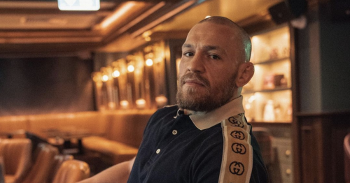 Conor McGregor praises staff at pub as family turn out to support opening