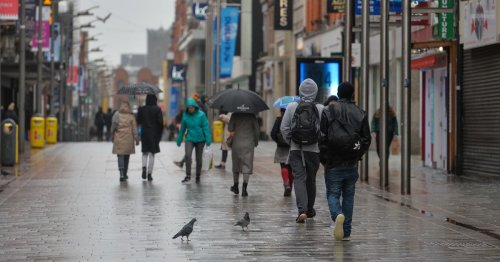Met Eireann forecast unsettled weather as expert predicts temperature drop