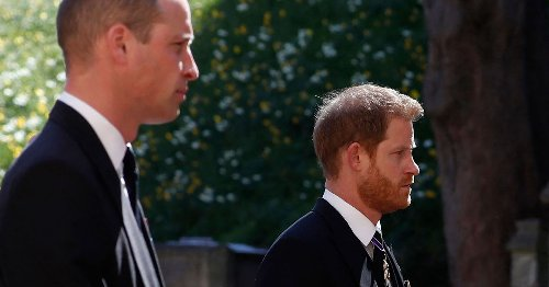 Prince Harry 'didn't make any progress' over race row while in UK for funeral