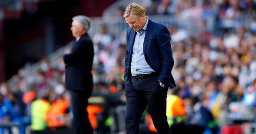 Ronald Koeman under pressure as Real Madrid beat Barcelona 2-1 in El Clasico