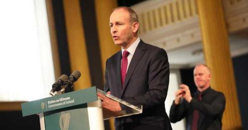 Every lockdown rule Taoiseach Micheal Martin is expected to announce next week