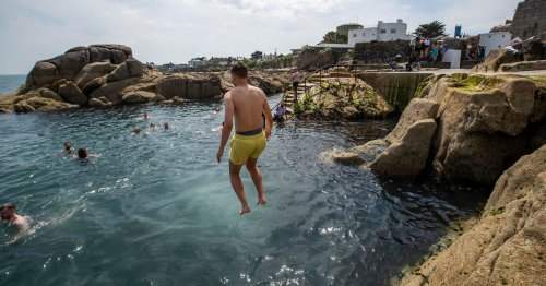 Met Eireann forecasts Ireland's hottest areas today with some in bad luck