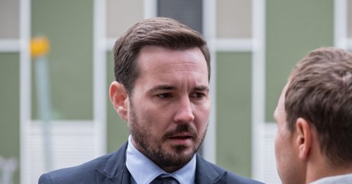 Martin Compston shreds troll who questions his Scottish citizenship in clap back