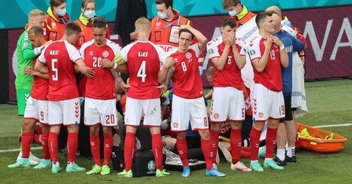 Damien Duff praises Denmark after Christian Eriksen collapses in Euro 2020 clash