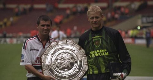 Schmeichel on the qualities that made Keane the best in his position