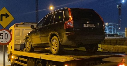 Motorist driving while disqualified caught by gardai for third time in a week