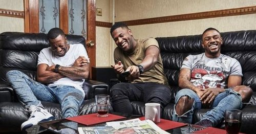 Gogglebox brothers Tremaine, Twaine and Tristan's plush real lives off-screen