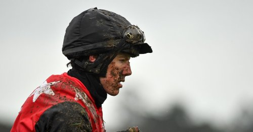 Brian Hayes gets the better of girlfriend Rachael Blackmore in race