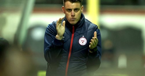 Ian Morris to depart Shelbourne weeks after guiding side back to top flight