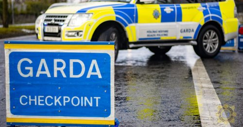 Motorists caught for drunk and drug driving at garda checkpoint as arrests made