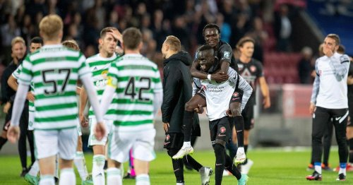Celtic's latest horror story played out to an entirely predictable conclusion