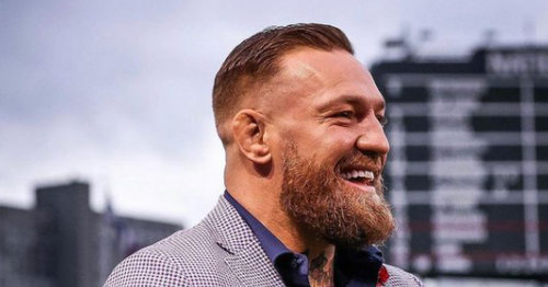 McGregor blasts 50 Cent comparison as he takes aim at Messi, Ronaldo and Federer