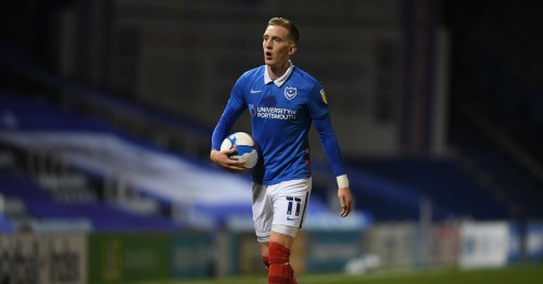Republic of Ireland international Ronan Curtis set for Portsmouth return