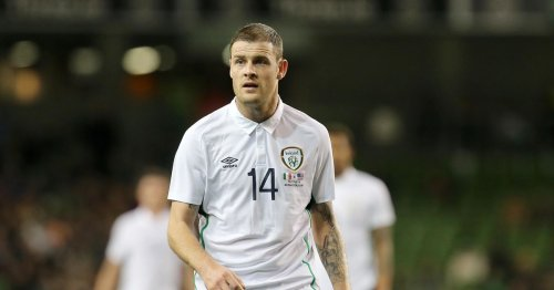 Anthony Stokes to play in behind-closed-doors game for Shamrock Rovers