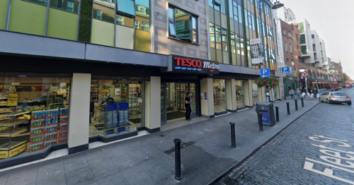 Tesco issue 'unsafe' warning over popular product amid Ireland recall
