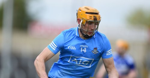Huge blow for Dublin as Eamonn Dillon ruled out of All-Ireland Championship