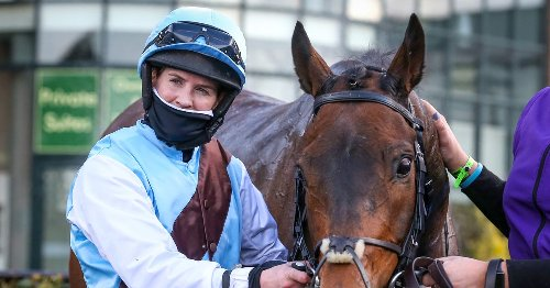 Rachael Blackmore went from pony racer to Grand National winner