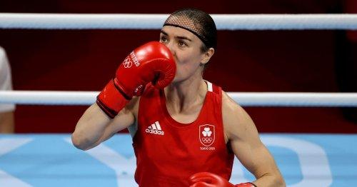 Kellie Harrington Olympic silver medal fight live updates