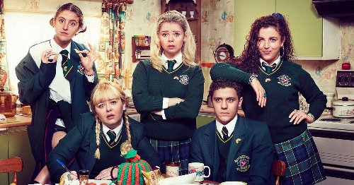 Derry Girls stars to appear on this week's Celebrity Gogglebox