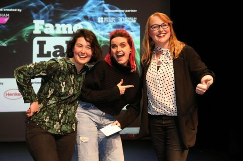 FameLab Galway is Calling on Scientists and Science Enthusiasts