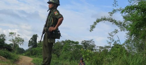 Burma-Myanmar: Military suffers heavy casualties in attacks by Kachin Independence Army (KIA) ethnic armed group » Wars in the World