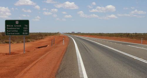 Great Northern Highway Upgrades Underway