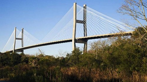 Both lanes of Talmadge Bridge between SC and Savannah are closed. What we know