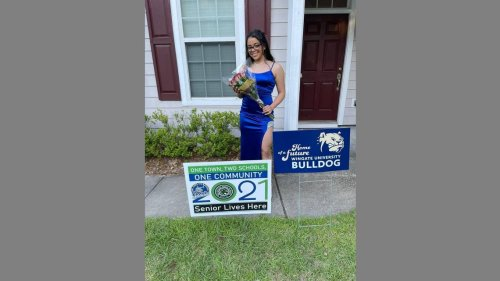 She spoke no English. 5 years later, Bluffton High grad wins public speaking awards