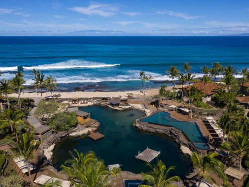 The New and Improved Four Seasons Hualalai Unveils the Incredible Kuma Kai Marine Center