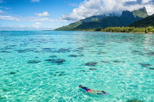 5 Best Places to Snorkel in the South Pacific
