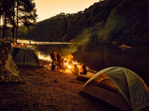 Five Items You'll Want for a Quick and Easy Camping Retreat