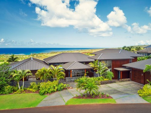 Say Aloha to One of the Coolest Kauai Homes You'll Ever See
