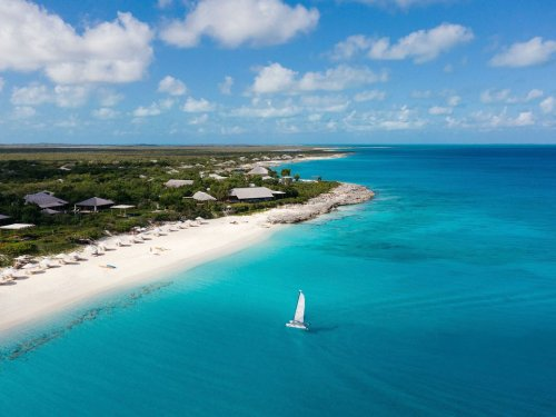 Amanyara Welcomes a Pair of Fitness Icons for Boot Camp Action in Turks and Caicos