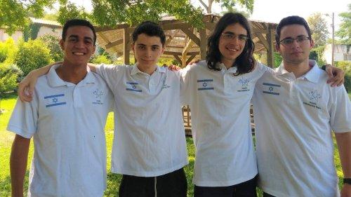 Israel wins silver, bronze medals in Informatics Olympiad
