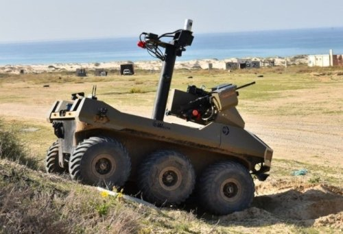 IDF unveils the Jaguar, its new revolutionary unmanned ground vehicle
