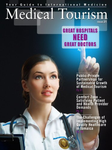 Medical Tourism Magazine   Issue 21