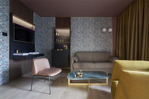 Il futuro dell'ospitalità nel nuovo Executive Spa Hotel in Emilia
