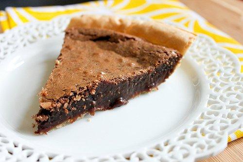 Rich Chocolate Dream Fudge Pie Recipe