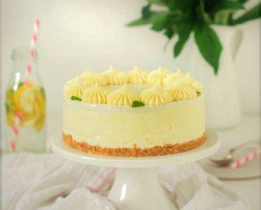 5-Ingredient White Chocolate Lemon Coconut Pie Recipe