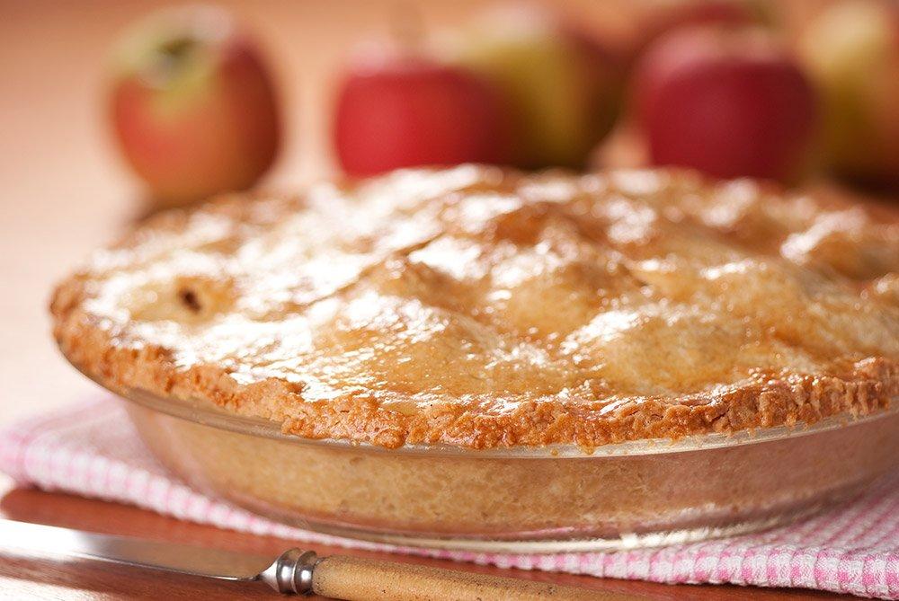 How to Make the Best Apple Custard Pie?