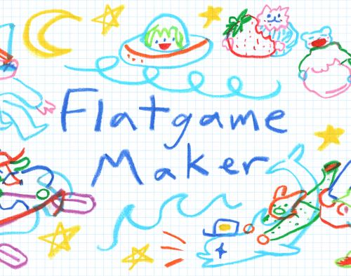 Flatgame Maker by dreamfeel