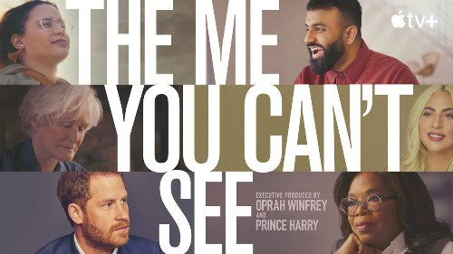 'The Me You Can't See' from Oprah Winfrey and Prince Harry premieres 21 May on Apple TV+